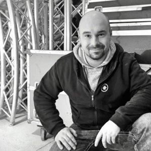 Thomas Zerschek Inhaber Pro-Dj-Lightning Veranstaltungstechnik