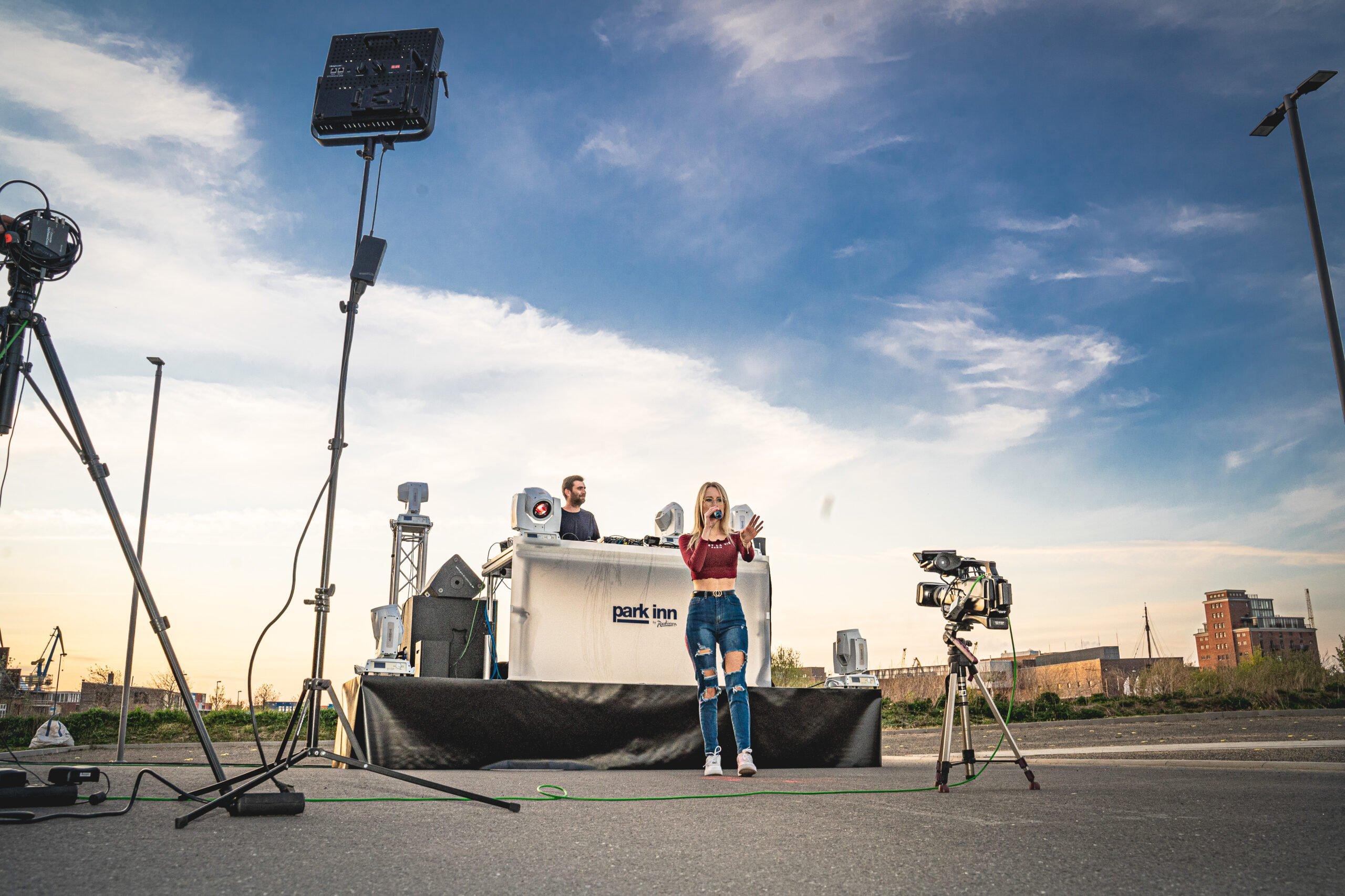 Live Streaming Lösungen für Wismar ❘ Schwerin ❘ Rostock ❘ Lübeck bei Pro-Dj-Lightning Veranstaltungstechnik